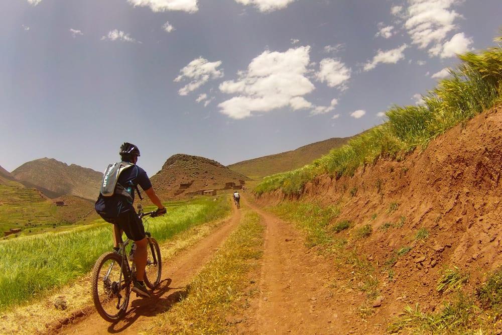 Atlas Mountain Biking