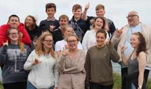 Young Carers at YHA Perranporth