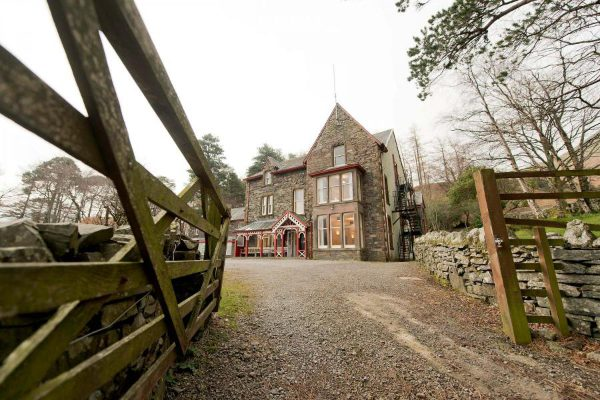 YHA Buttermere entrance